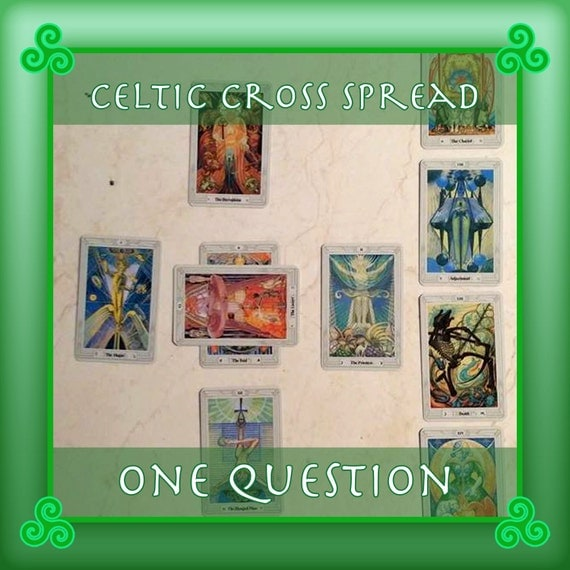 Celtic Cross Spread