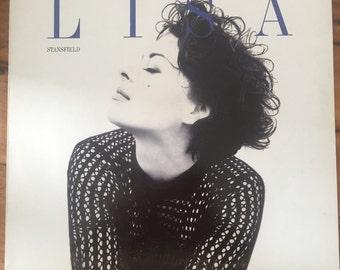 "Lisa Stansfield LP 33 12"" 1991"
