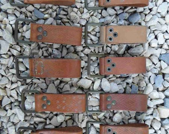 Belt Loop Leather X10