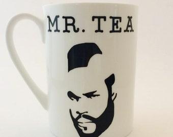 Mr Tea (Mr T) - Mug