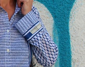 Peace Keffieh-Talit Shirt