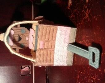 Teddy Basket