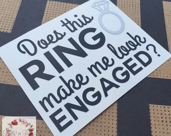 engagement box gift congratulations on your by