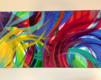 Color Whirlwind (Made to Order)