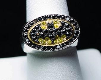 Batman ring inspired