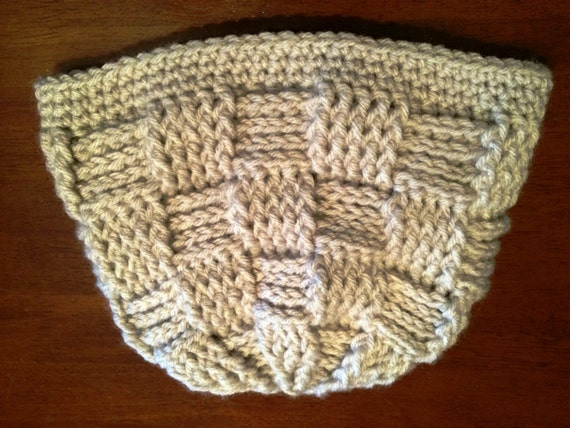 Youth Basket Weave Hat