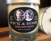 Heirloom Peony Soy Candle