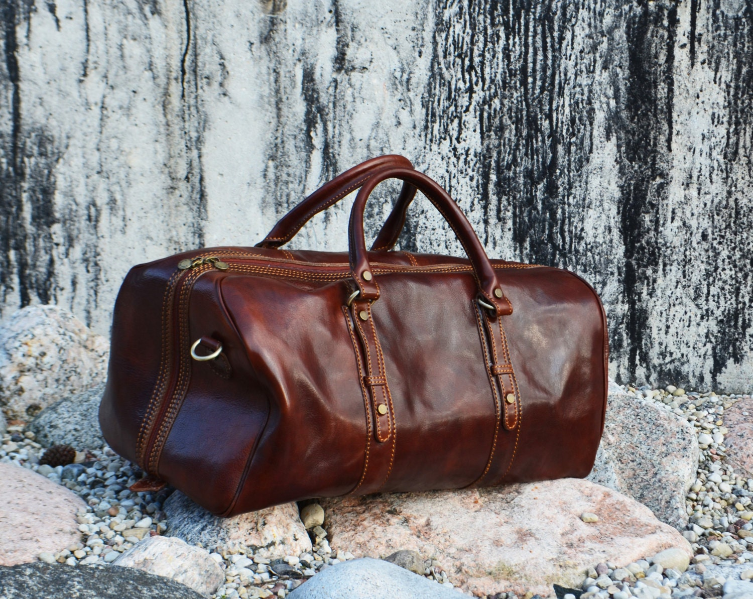 Popular items for duffle bag on Etsy