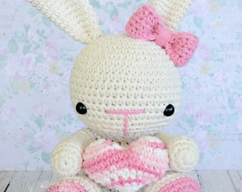 Crochet Bunny - Made To Order