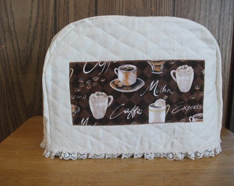 Appliance Cover Large 2 Slice Toaster Cover