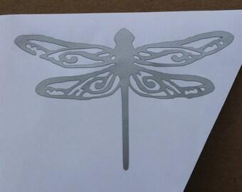 Dragonfly Vinyl Decal