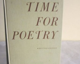 Time for Poetry