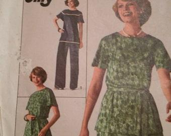 Vintage Simplicity pattern #7832