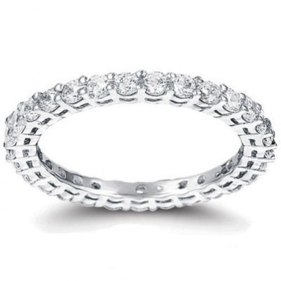 eternity band 3 00 ct by stevensjewelry2011