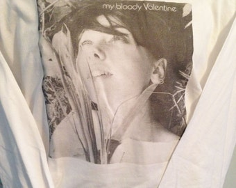 MY BLOODY VALENTINE you made me realise shirt