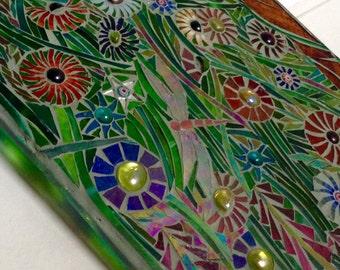 SOLD Secret garden mosaic panel(SOLD)