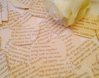 A midsummer nights dream book confetti