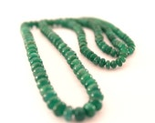 Graduated Green Emerald G...