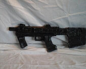 Halo Inspired SMG Prop Gun