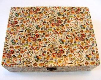 Decorative Wood Box