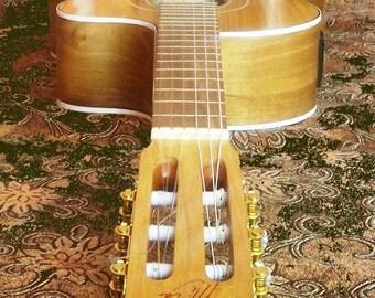 Handmade Classical Guitar- Cutaway - piezzo