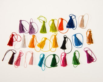 TASS001 - Tassels: Variety of Colors