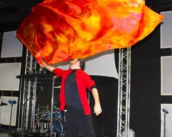 Fire Silk Flag