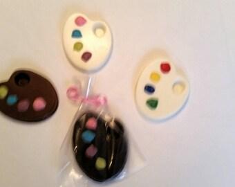Mini Painters Palette