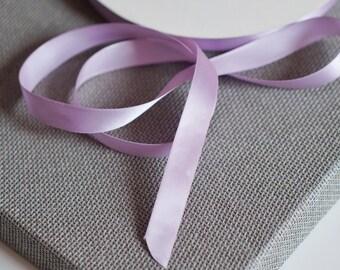 """Orchid color Ribbon 5/8"""" wide 1,70cm"""