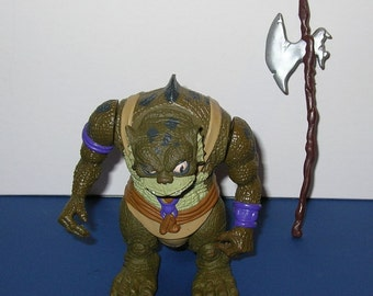Vintage 1980s Thundercats Slithe Figure Complete