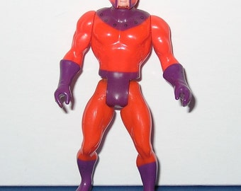 Vintage 1980s Mattel Marvel Secret Wars Magneto Figure