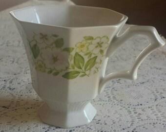 Nikko vintage octagon tea cup