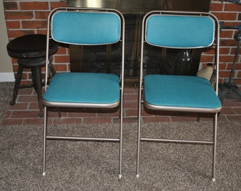 Samsonite Chairs On Etsy A Global Handmade And Vintage
