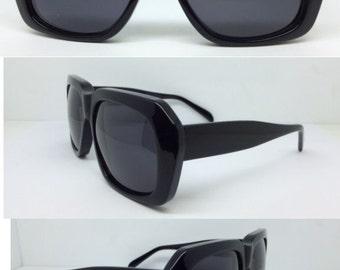 Ultra Goliath 1 Black Flys Sunglasses Vintage Casino Run DMC Rothchild