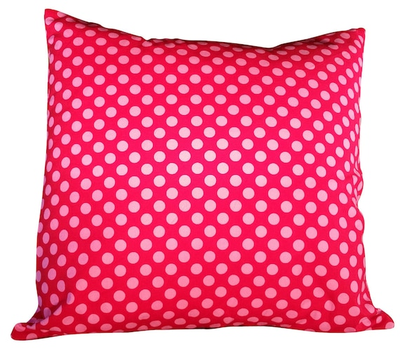 Pink Pillow cover on Etsy