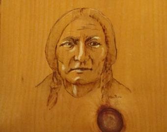 Portrait - Native American