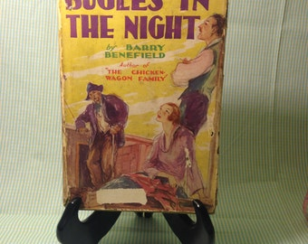 1927 / Rare DJ, First Edition. Bugles in the Night by: Barry Benfield
