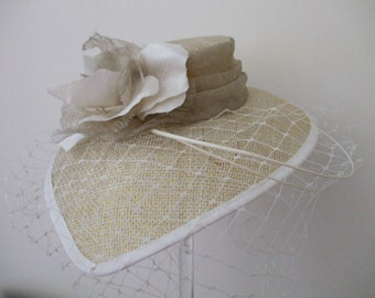 Bridal Mini hat