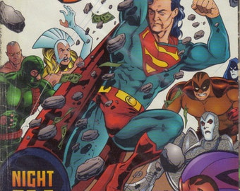 The Adventures of Superman # 520
