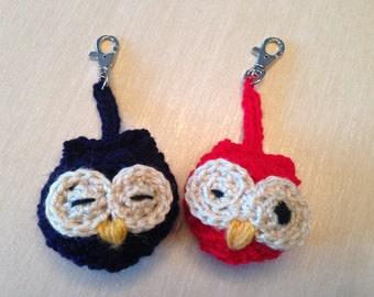 Small OWL keychain