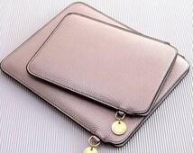 Personalised Rose Gold Metallic iPad Case. Personalized Mini iPad Case. Personalised iPad Case. Personalized Disc.
