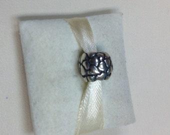 Authentic Pandora Silver Lotsa Love Charm #790174