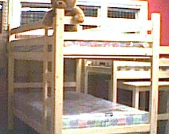 Budget bunk