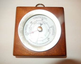 CHICAGO AIRGUIDE BAROMETER