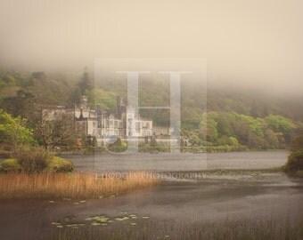 The Banshee of Kylemore {PRINT - Ireland Photography, Kylemore Abbey, Landscape Photography}