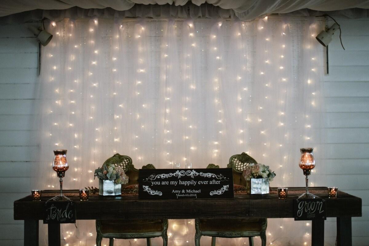 Wonderful Wedding Decorations Lights Pics Design Ideas – Dievoon
