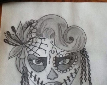 Free hand drawings, sketches, tattoo sketches, pencil drawings and sketches, Customized