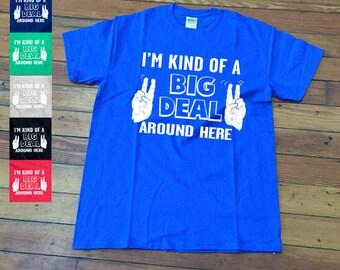 I'm Kind Of A Big Deal | Anchorman T-Shirt