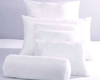 Pillow Insert Down Blend - 12x22, 18x18, 20x20, 22x22, other sizes available