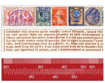 7 Gypsies - Lille - Papertape - Washi Tape